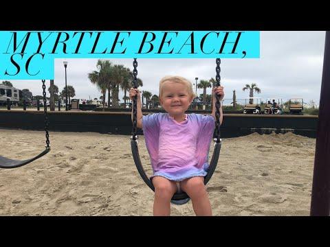 Myrtle Beach, Lakewood Resort Campground