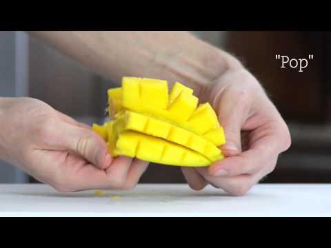 Knife Skills: How To Cut A Mango Like A Boss
