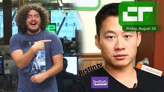Justin Kan Talks YC   Crunch Report