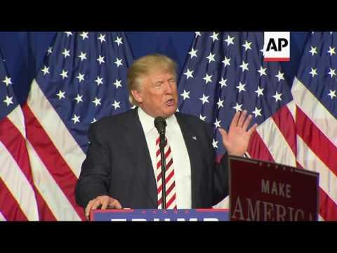 Trump Talks Trade, Immigration in Fight for Ohio