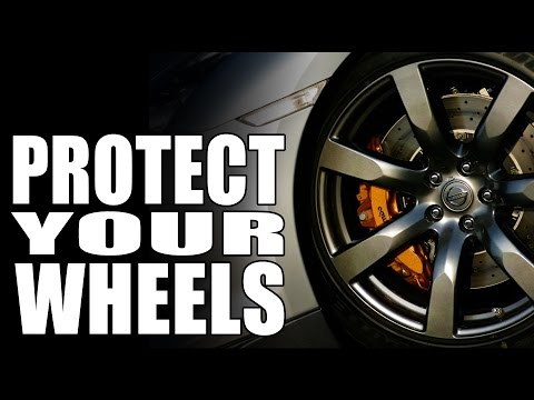 How To Polish And Protect Wheels - Chemical Guys - Wheel Guard Max Coat