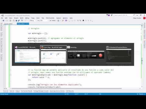 Javascript Esencial | AJAX | Programando en ASP.NET MVC 5