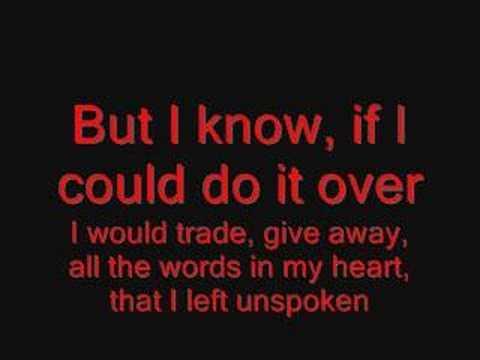 What Hurts The Most w/ Lyrics