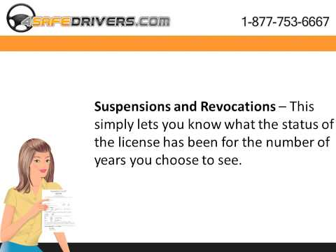 Florida Driving Record Online – Gaining Access To Information You Need To Have