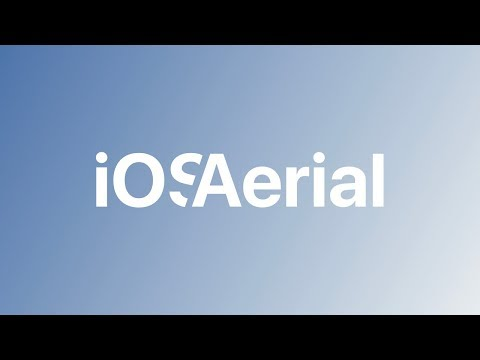 iOS Concept - Introducing iOS Aerial