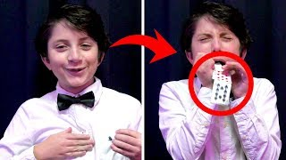 5 100 Best Magic Trick Revealed