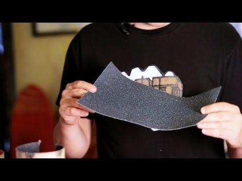 How to Pick Skateboard Grip Tape | Custom Skateboard