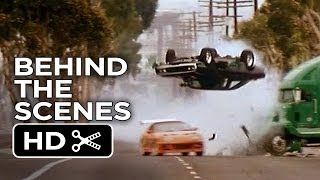 The Fast and The Furious BTS - Car Crash Camera Combo (2001) - Vin Diesel Racing Movie HD