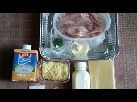 Make Creamy Chicken and Spinach Lasagna - DIY Food & Drinks - Guidecentral