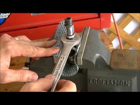 Shimano Mountain Bike Pedal Maintenance