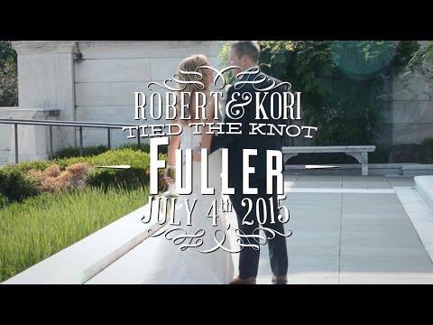 Robert & Kori Fuller Highlight