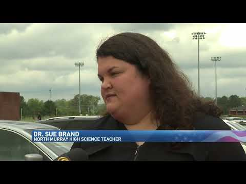 North Murray High teacher says students were encouraged to win a contest by cheating