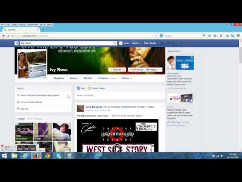 how to check Who viewed my profile on facebook