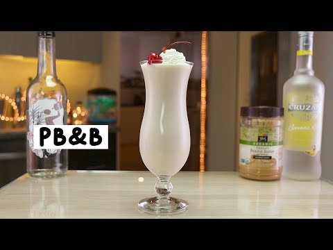 PB&B - Tipsy Bartender