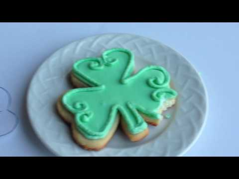 How To: Sugar Cookies Without a Cookie Cutter