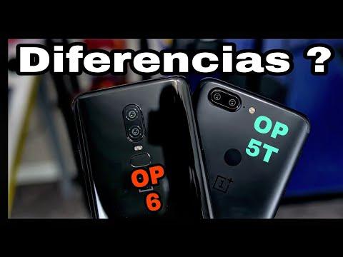 Que diferencias hay entre el OP6 vs OP5T? Cuanto extra Ganas?