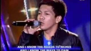 Jovit Baldivino_Out of Nothing at All_PWNW_11-15-10.flv