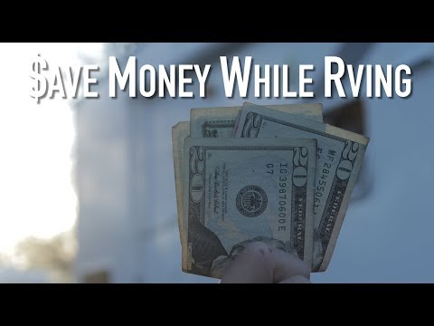 5 Ways to Save Money RVing! Best Deals on RV Parks