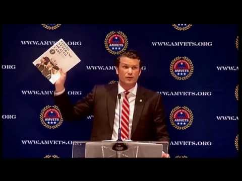 Pete Hegseth - Remarks at AMVETS 2015 National Convention
