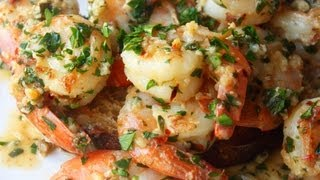 Garlic Shrimp Recipe - Quick & Easy Garlic Shrimp