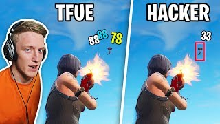 Tfue Shows You What Human Aimbot Looks Like...