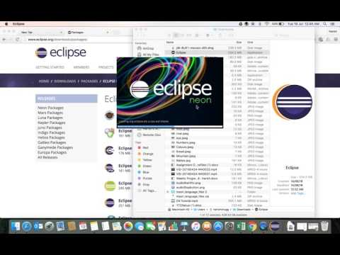 Installation of C / C++ on Mac | using Eclipse