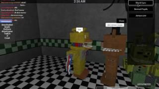 Jogando Roblox - Fnaf Historia Dos Animatronics #2
