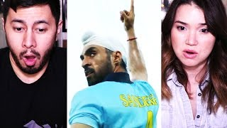 SOORMA | Diljit Dosanjh | Taapsee Pannu | Trailer Reaction!