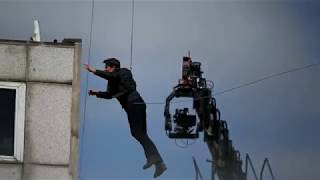 Mission Impossible? Tom Cruise limps away from stunt attempt