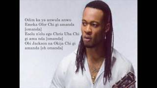 FLAVOUR Most High With Lyrics (Official) ft  Semah G Weifur