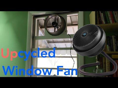Upcycled Ventilation Fan