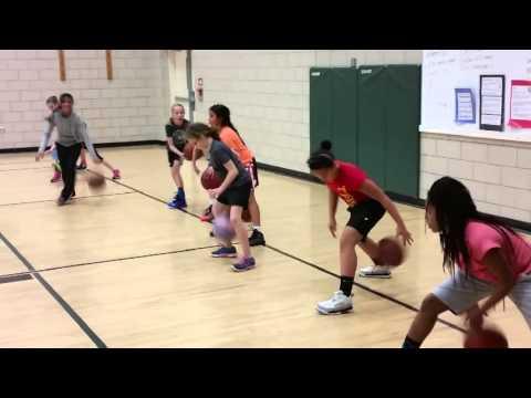 Ballers practice