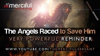 The Angels Raced to Save Him ᴴᴰ [Very Powerful Reminder]