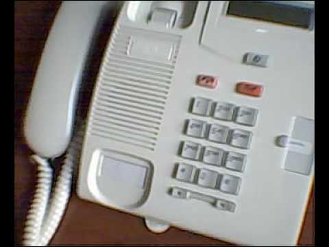 Teléfono Nortel Modelo T7100