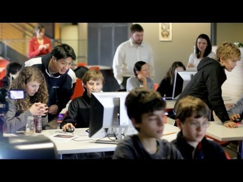 The Evergreen School Visits Valve