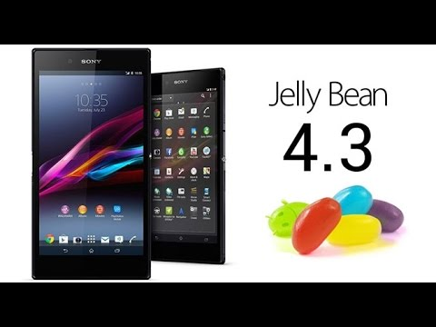 How To Go Back To Stock Jelly Bean Andorid 4.3 In Xperia T2 Ultra Dual