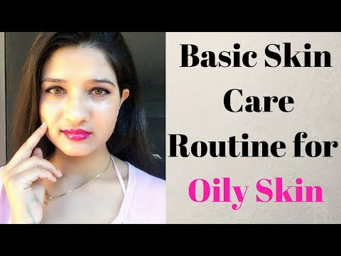 Skin care routine in Hindi | Tips for Oily skin | At home easy Oily skin care daily routine | AVNI
