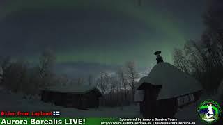 Aurora Borealis Live Stream Dec 5th Part I