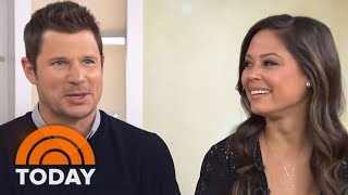 Nick And Vanessa Lachey Talk About Their 3 Kids (And Get Quizzed By Al!)| TODAY