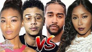 DRAMA!: Lil Fizz and Apryl Jones diss Moniece   Apryl vs. Omarion