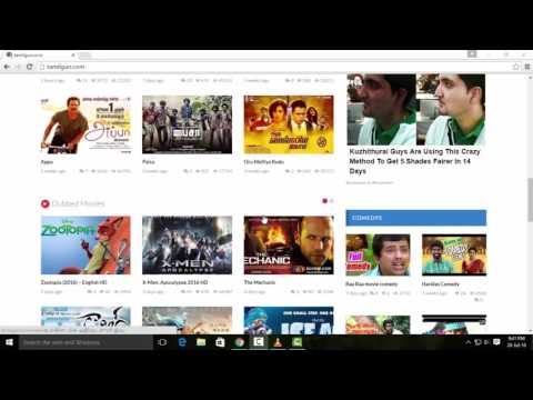 How to Bypass Blocked Websites - Tamil Tutorials