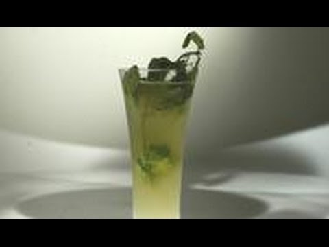 Twisted Lime Drink - Sanjeev Kapoor - Khana Khazana