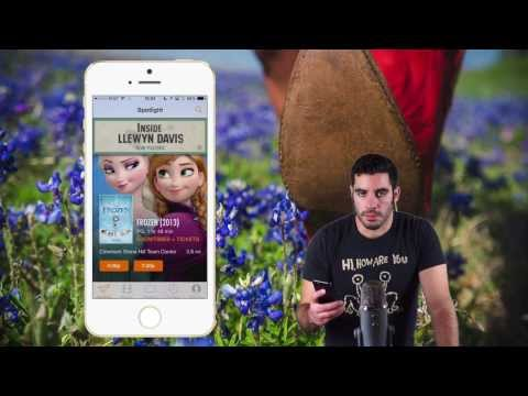 Fandango  • Best Way to Buy Movie Tickets from Your iPhone