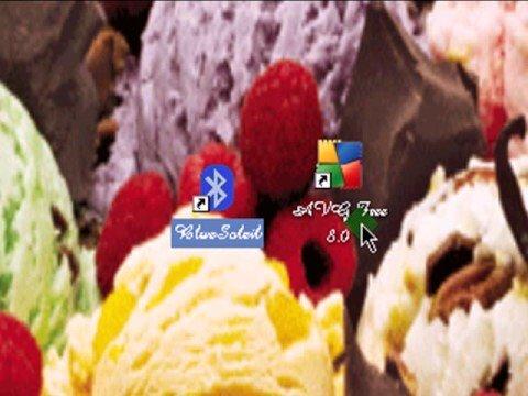 Tweak Your XP Desktop Icon Text (transparency, color, style, etc)