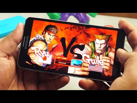 Street Fighter 4 HD on Android - Download and Install Official Game || Not Available in India