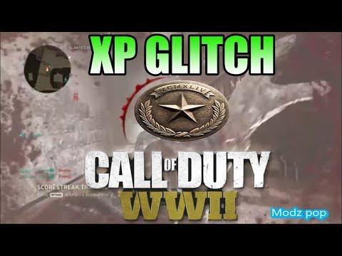 Call of Duty: WWII Glitches - GOD Mode XP Lobby Boosting Glitch!