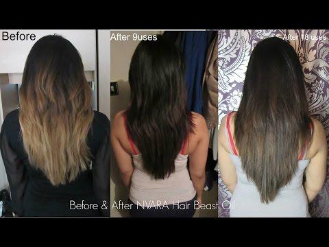 It works ! How to grow hair long thick hair in 4 weeks | HAIRIEST | Raji Osahn