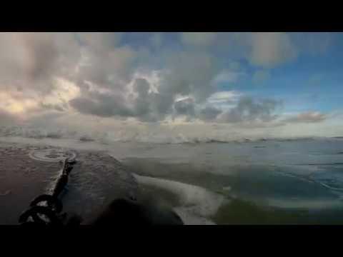 SJCAM SJ5000X Elite - Video test Ultra HD - Bodyboard Session 4K