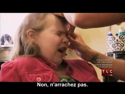 Child Abuse Mother Forces Her 5 Year Old Daughter TO Wax Her Eyebrows-Toddlers & Tiaras !