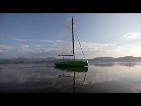 ZEN_the ultimate wooden dinghy
